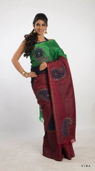 3 Part Saree