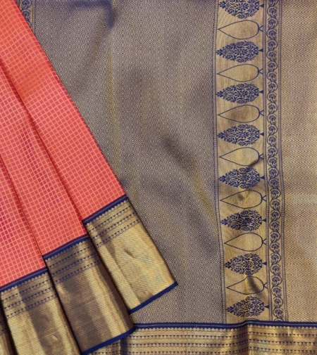 wedding joaked woven saree