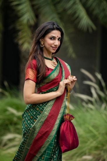1000 Butta cotton saree