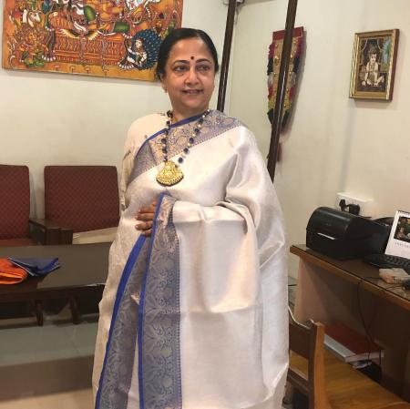 Banaras silk