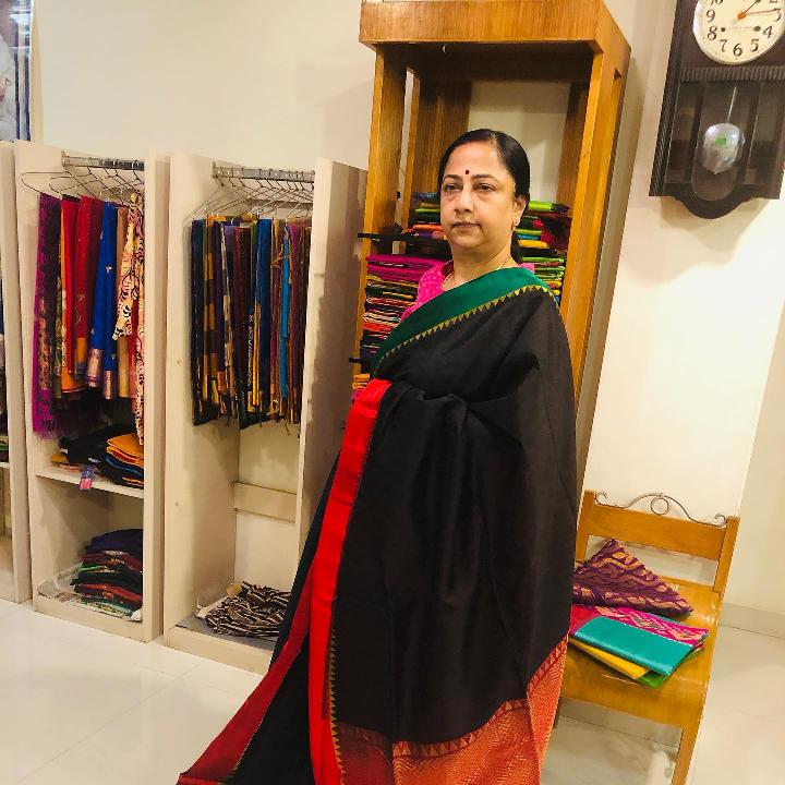 80/20 silk cotton saree