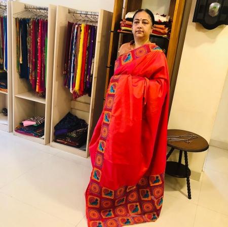 Pure Silk Designer