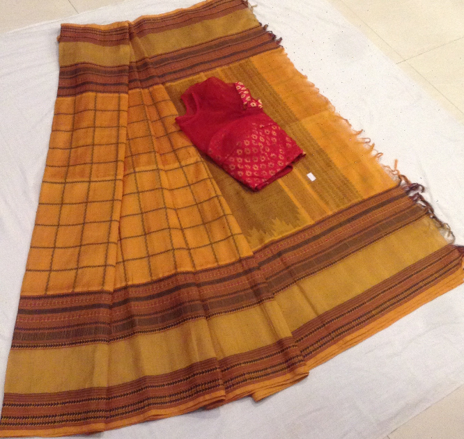 Silk cotton 80/20 thread  worki