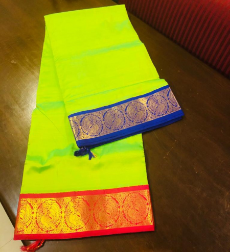 Ahimsa  silk 9 yadrs